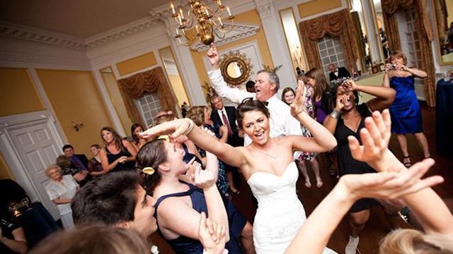 Raspored događaja na dan vjenčanja